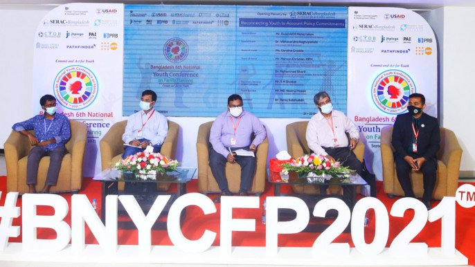 6th national youth conference on family planning begins in city