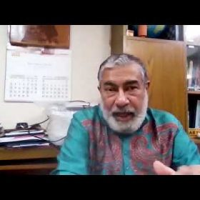 Message from Dr. Abu Jamil Faisel