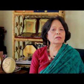 Message from Dr. Halida Hanum Akhter